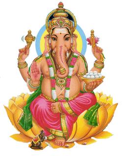 PNG Lord Ganesh - 40166