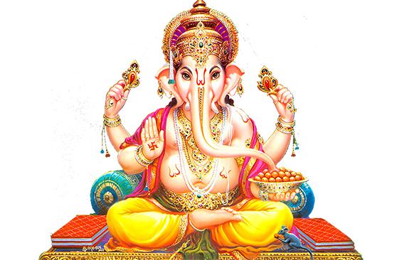 PNG Lord Ganesh - 40160