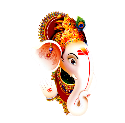 pngforall Lord Ganesh png picture with transparent. - PNG Lord Ganesh