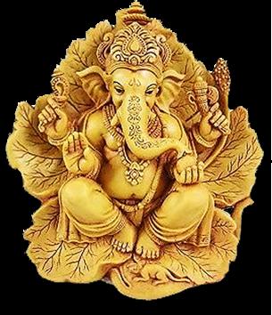 PNG Lord Ganesh - 40154