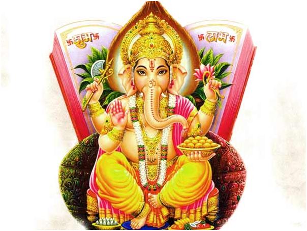 PNG Lord Ganesh - 40162