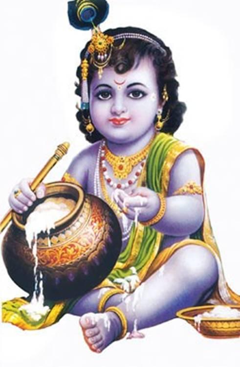 PNG Lord Krishna-PlusPNG.com-491 - PNG Lord Krishna
