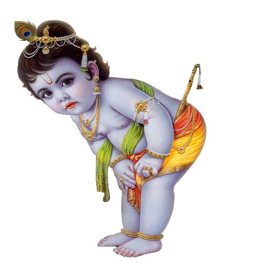 PNG Lord Krishna-PlusPNG.com-512 - PNG Lord Krishna
