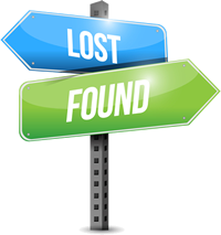 Lost and Found Icon - PNG Lost And Found
