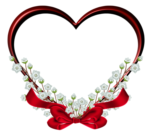Love Frame Free Download PNG - PNG Love