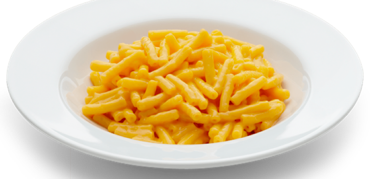 PNG Mac And Cheese-PlusPNG.com-750 - PNG Mac And Cheese