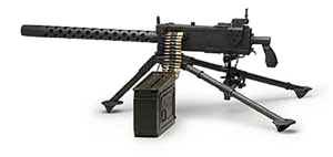 Browning M1919a.png - PNG Machine