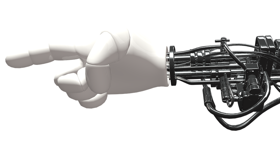 Hand, Robot, Machine, Artificial Intelligence - PNG Machine