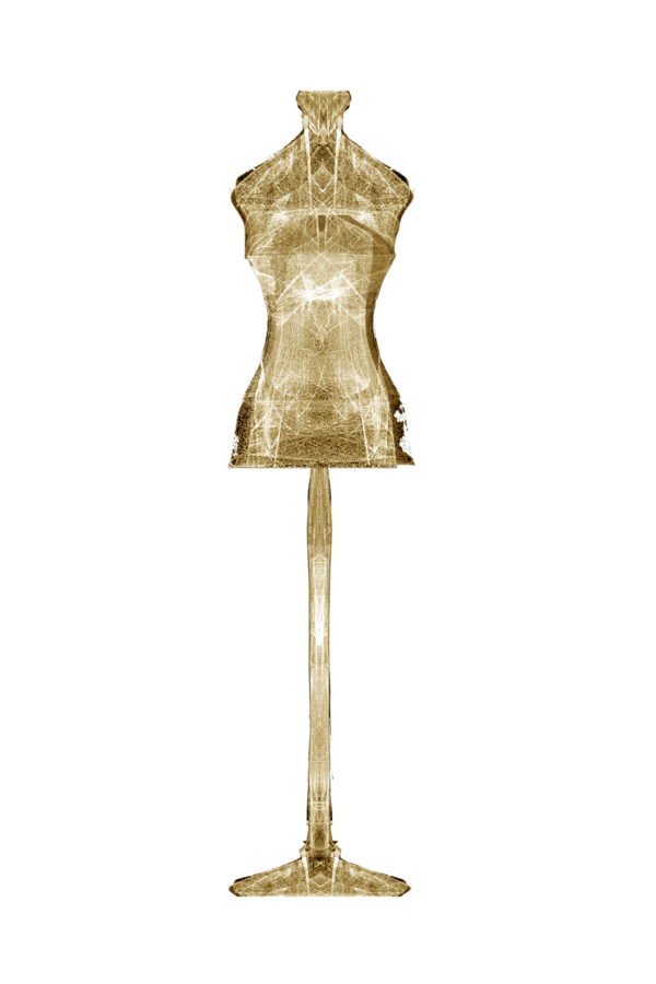 Fractal Stock - Mannequin base by rockgem PlusPng.com  - PNG Mannequin