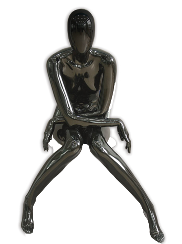 Sitting mannequin png by gorgonbreath PlusPng.com  - PNG Mannequin