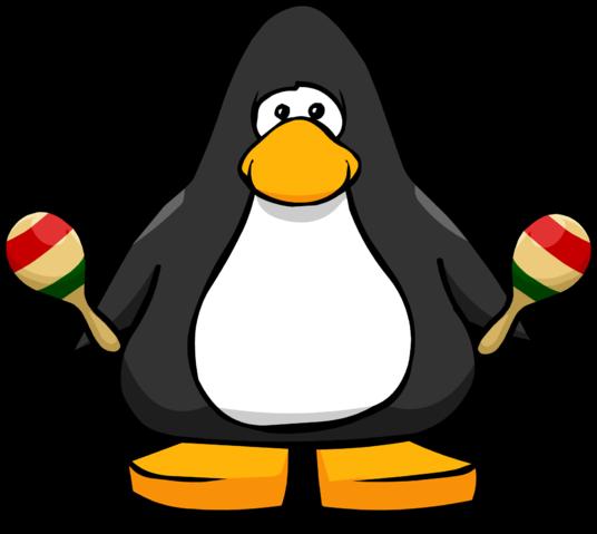 PNG Maracas - 46130