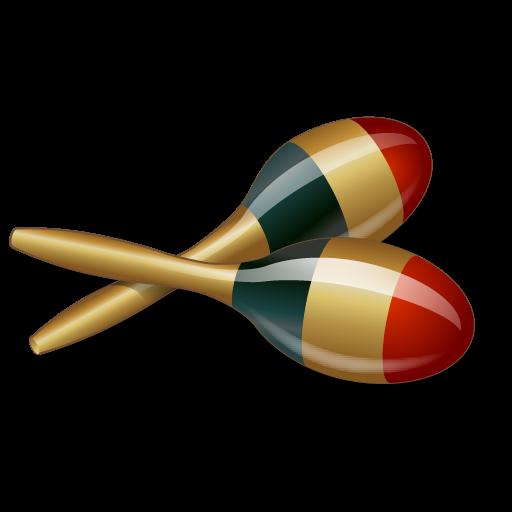 Maracas icon - PNG Maracas