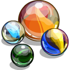File:BratlbeesToys Marbles-icon.png - PNG Marbles
