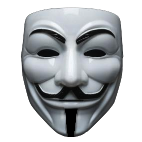 Anonymous Mask Free Download Png PNG Image - PNG Mask