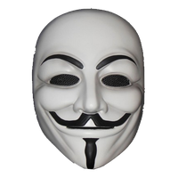 Anonymous Mask Png Hd PNG Image - PNG Mask