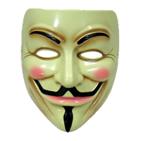 Anonymous Mask Png PNG Image - PNG Mask