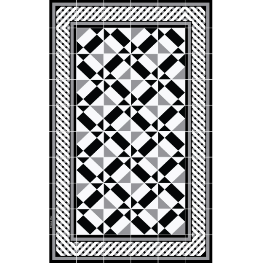 PNG Mat Black And White - 88523