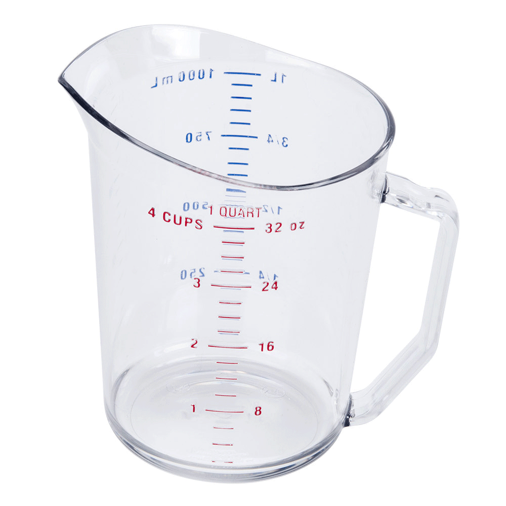 PNG Measuring Cup-PlusPNG.com-1000 - PNG Measuring Cup