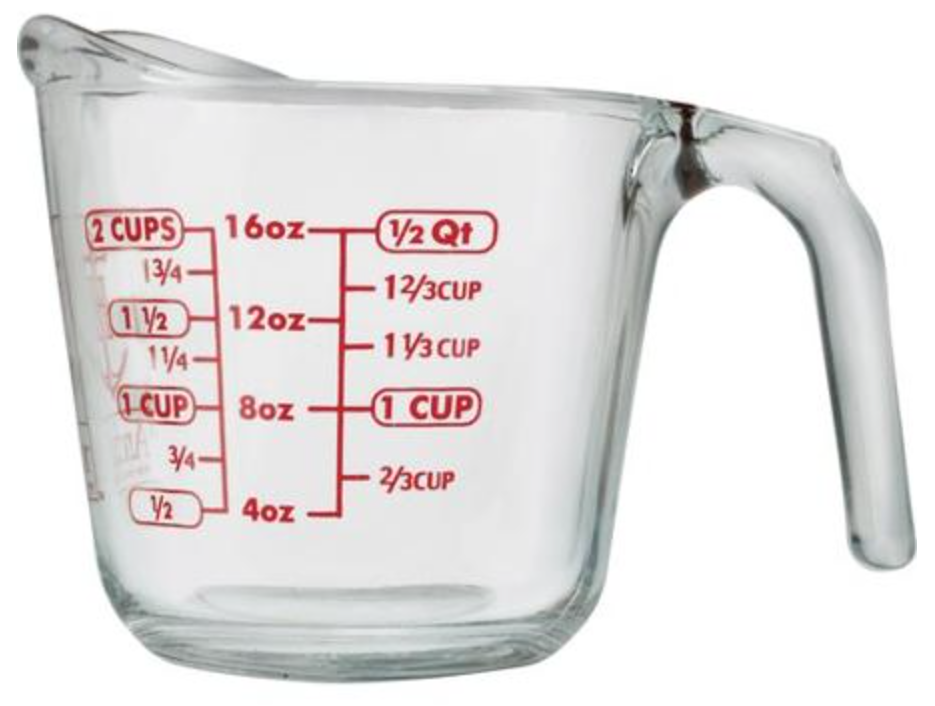 PNG Measuring Cup-PlusPNG.com-935 - PNG Measuring Cup