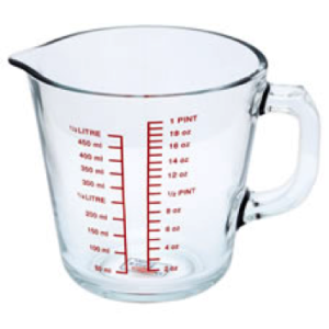 Letu0027s take a look at the handy-dandy measuring cup we all have in our  kitchen and see how the design makes this super easy to use. - PNG Measuring Cup