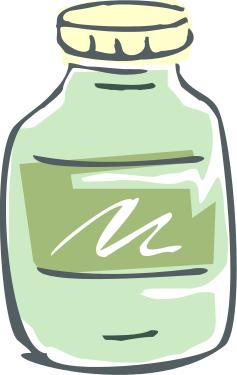 PNG Medicine Bottle - 44827