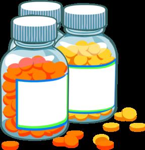 PNG Medicine Bottle - 44822