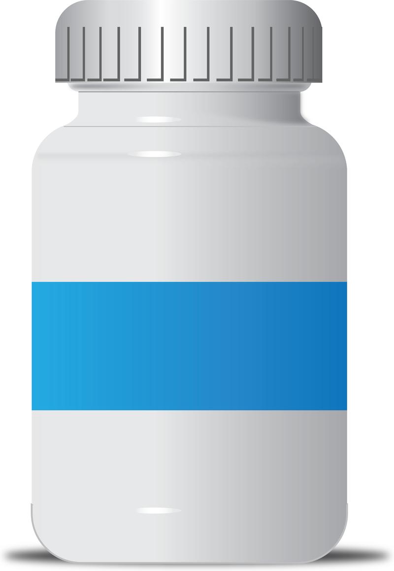 PNG Medicine Bottle - 44815
