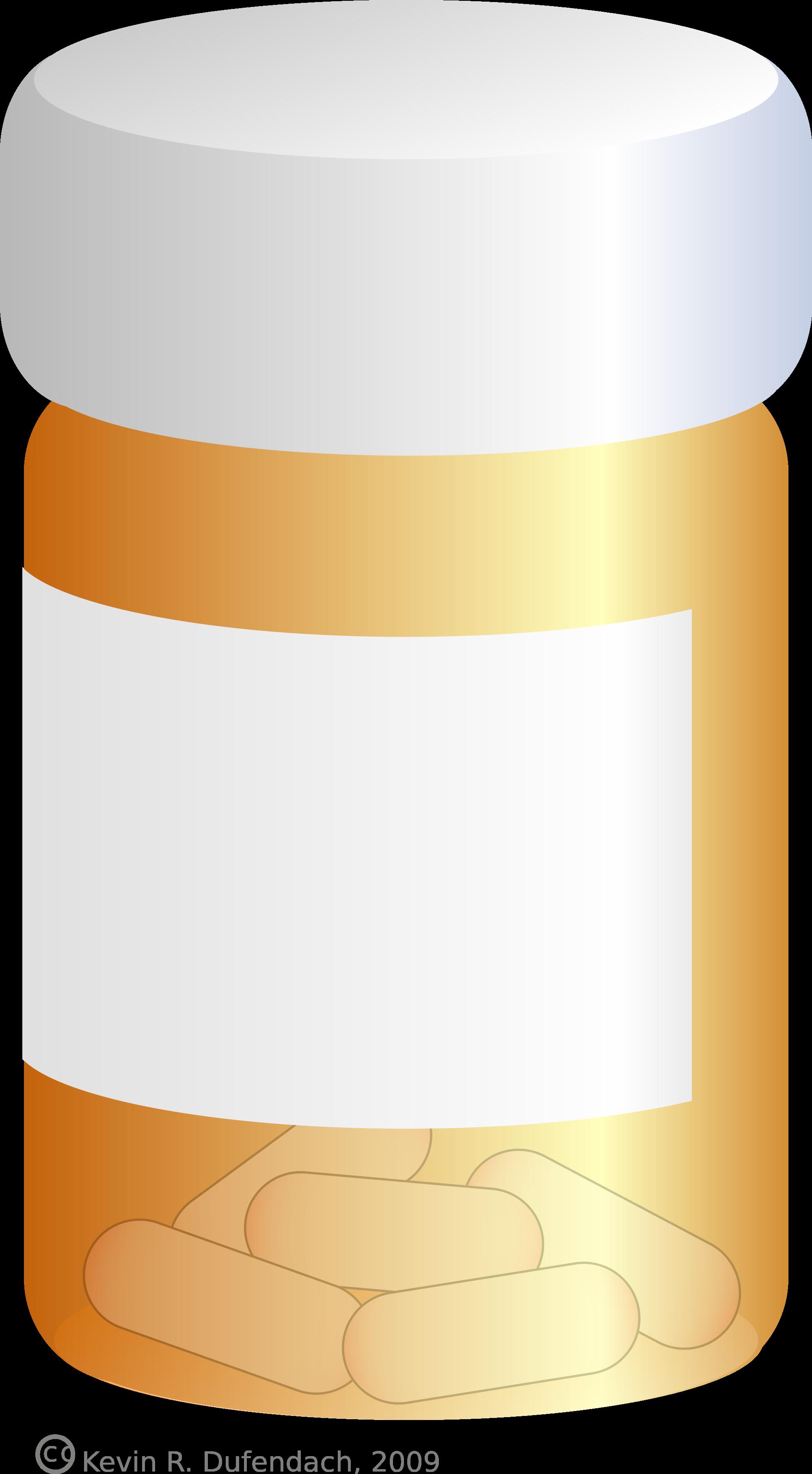 Open PlusPng.com  - PNG Medicine Bottle