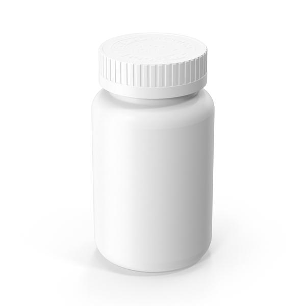 Pill Bottle - PNG Medicine Bottle