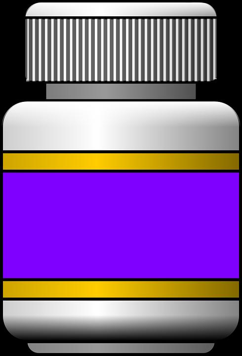 PNG Medicine Bottle - 44824
