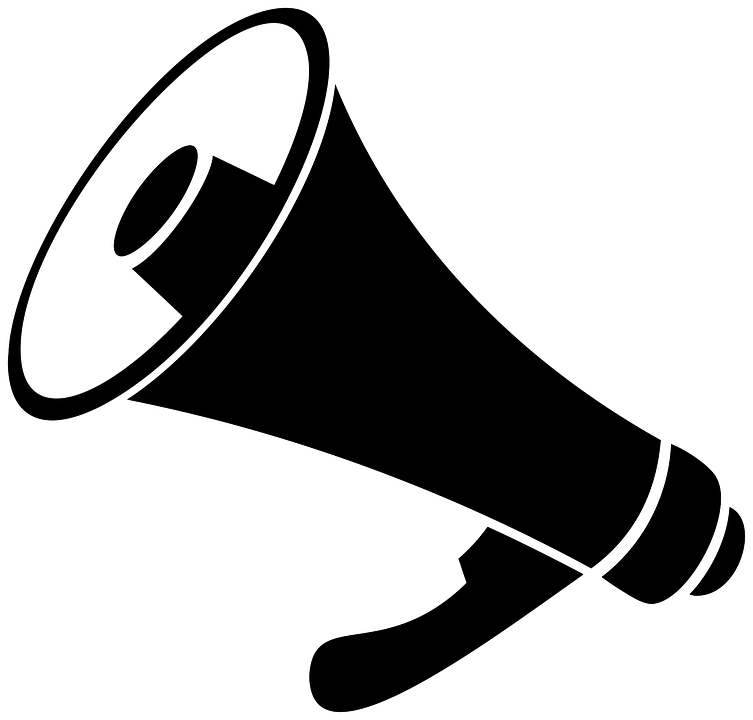 Bullhorn, Communication, Megaphone, Shouting - PNG Megaphone Free