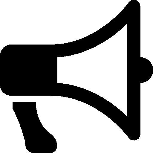 PNG Megaphone Free - 44006