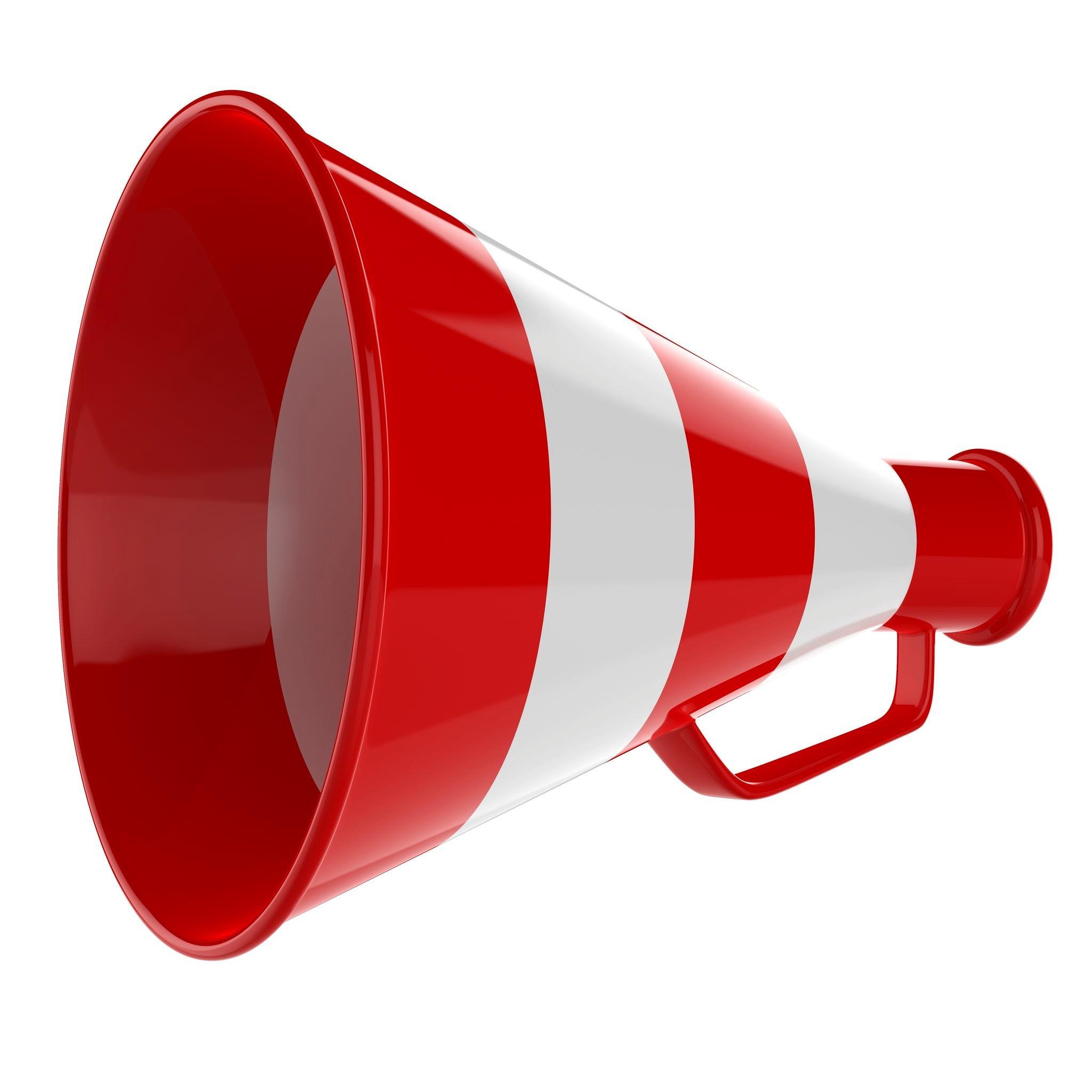 megaphone png - PNG Megaphone Free