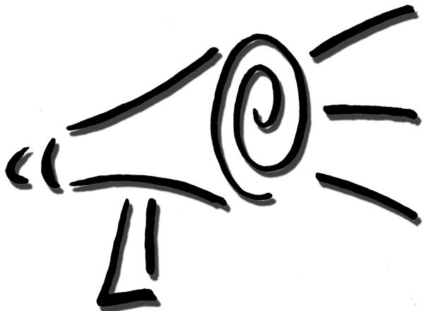 Megaphone Clip Art - PNG Megaphone Free