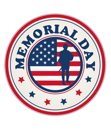 Formerly known as Decoration Day, Memorial Day was first celebrated to  commemorate the Union and Confederate soldiers who died in the Civil War. - PNG Memorial Day