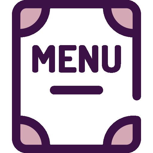 PNG Menu Restaurant - 44660