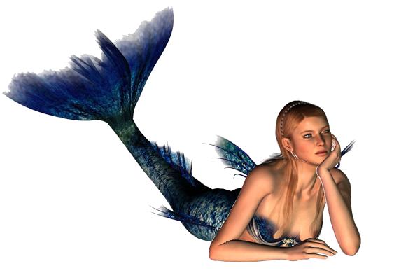 Mermaid Picture PNG Image - PNG Mermaid