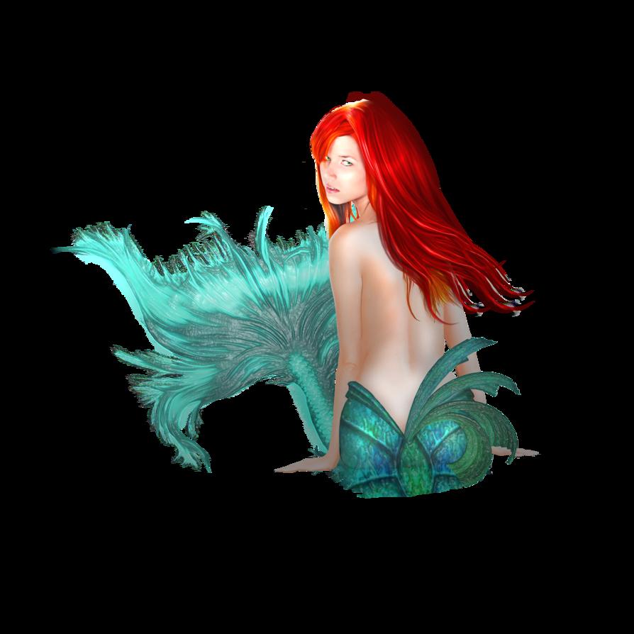 Mermaid Png Hd PNG Image - PNG Mermaid