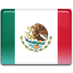 PNG Mexican Flag - 44686