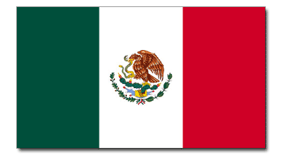 PNG Mexican Flag - 44683