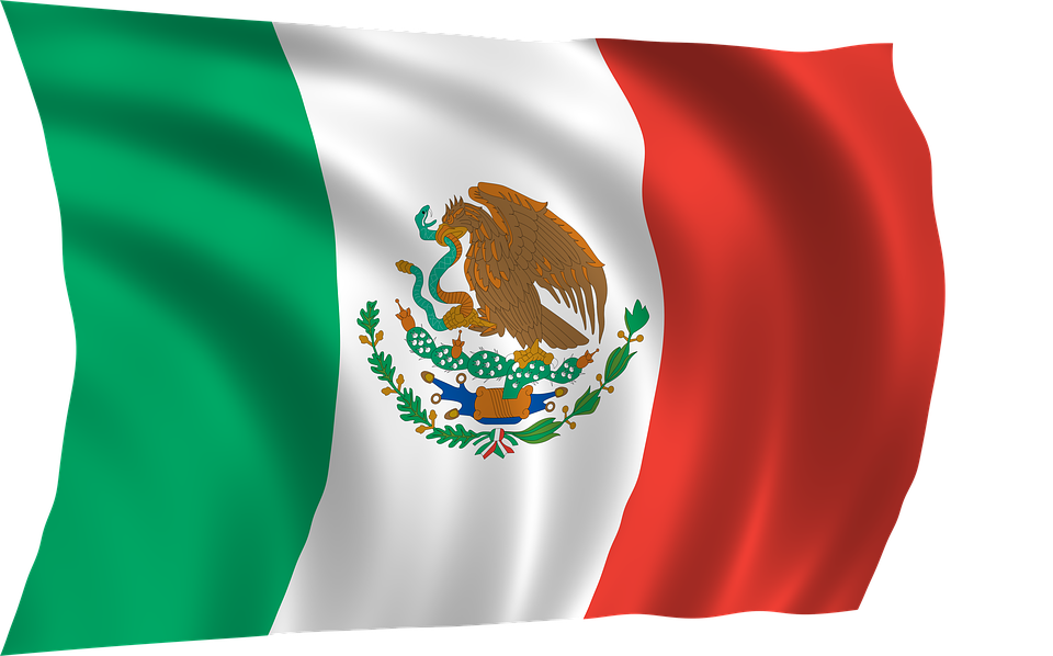 PNG Mexican Flag - 44684