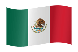 PNG Mexican Flag - 44682