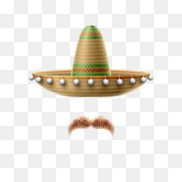 Mexican hat beard background image. PNG - PNG Mexican Hat