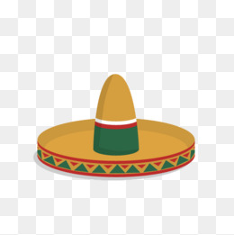 Mexican hat · PNG - PNG Mexican Hat