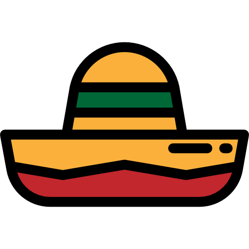 PNG Mexican Hat - 46085