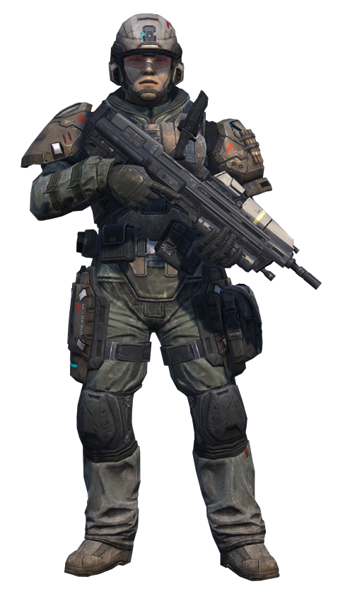 PNG Military Soldier - 73400