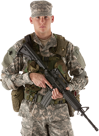 PNG Military Soldier - 73397