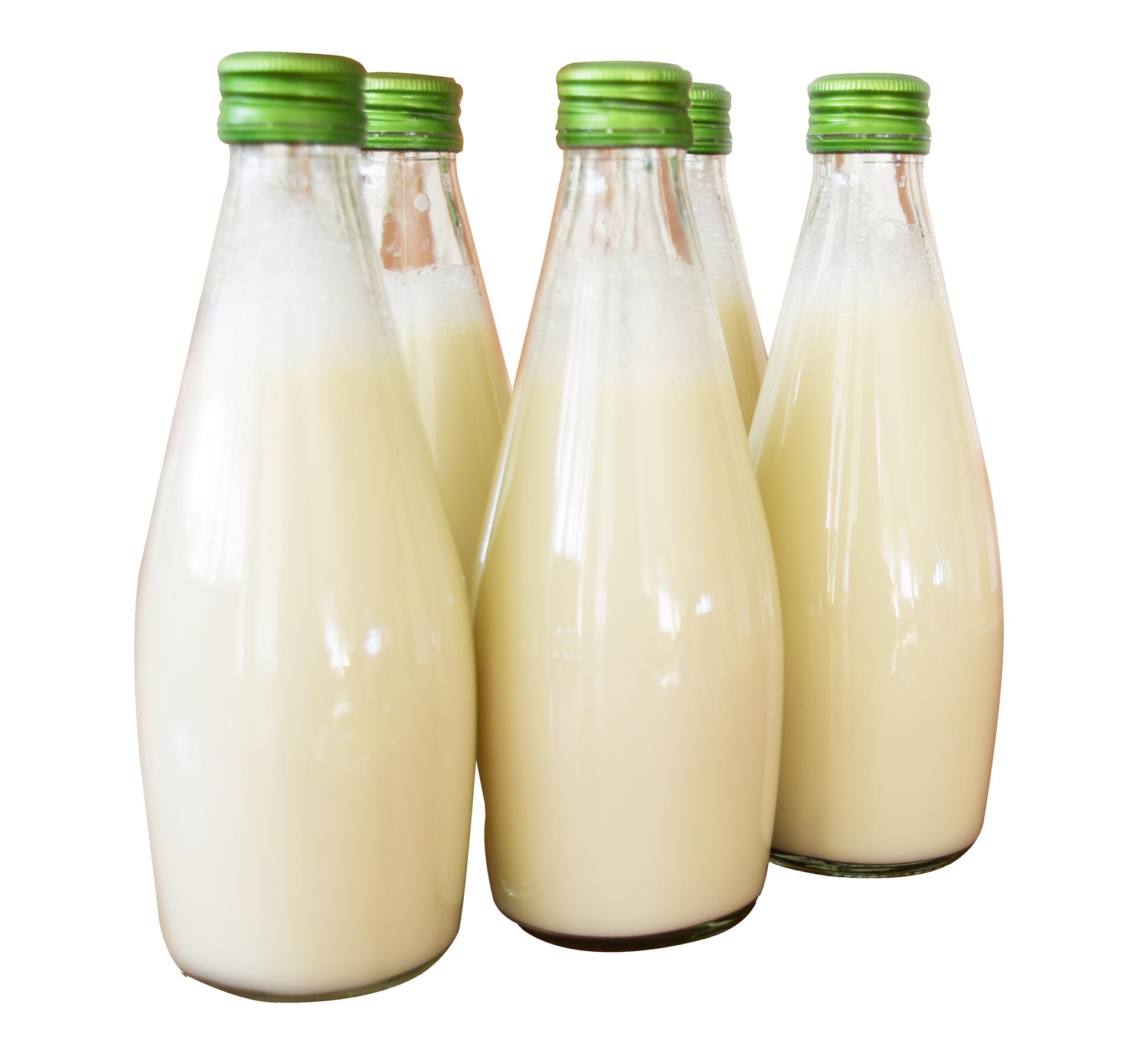 PNG Milk Bottle - 78760