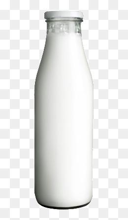 Bottle of milk, Health, Drink, Milk PNG Image - PNG Milk Bottle