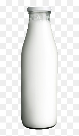 PNG Milk Bottle - 78759